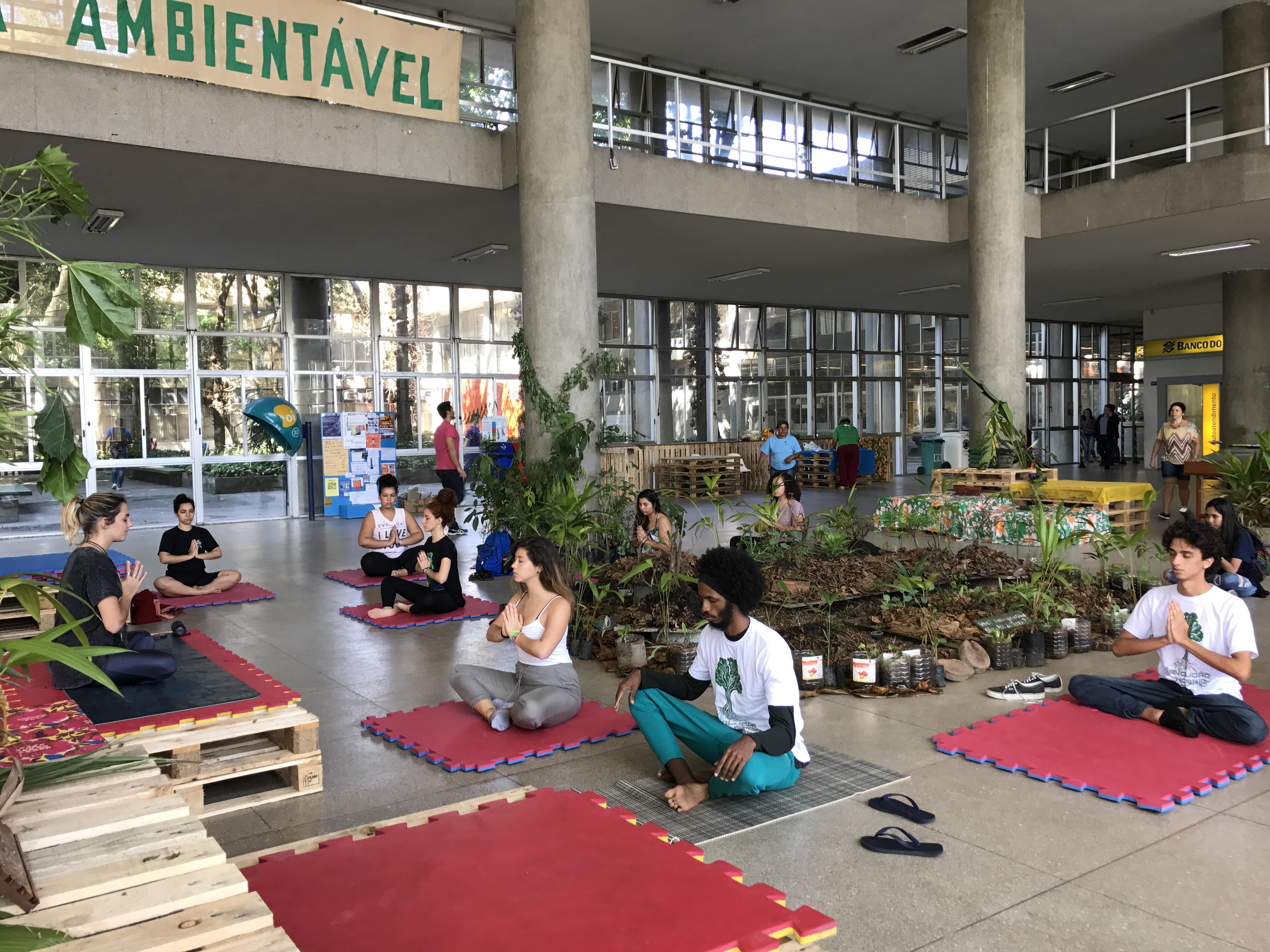 Aulão Yoga 2017