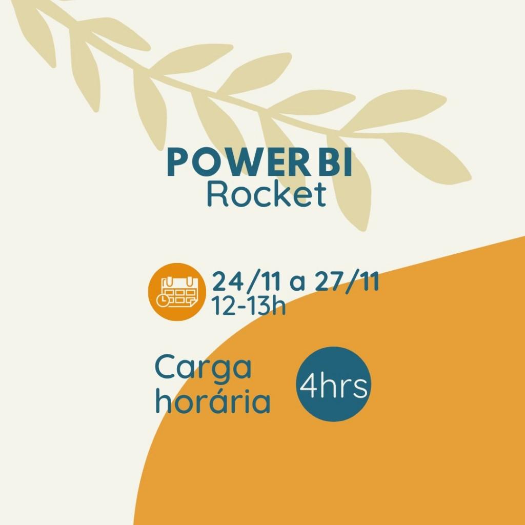Minicurso: Power BI Rocket