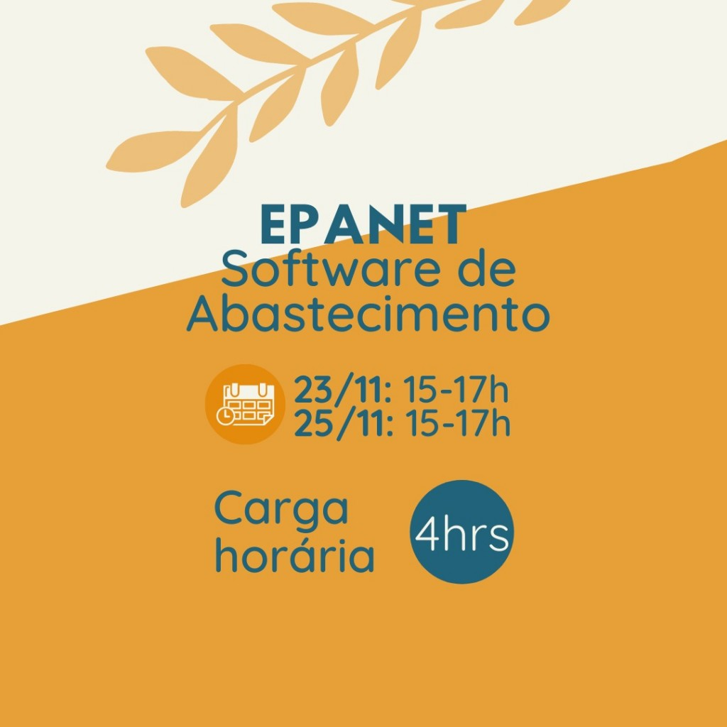 Minicurso: EPANET